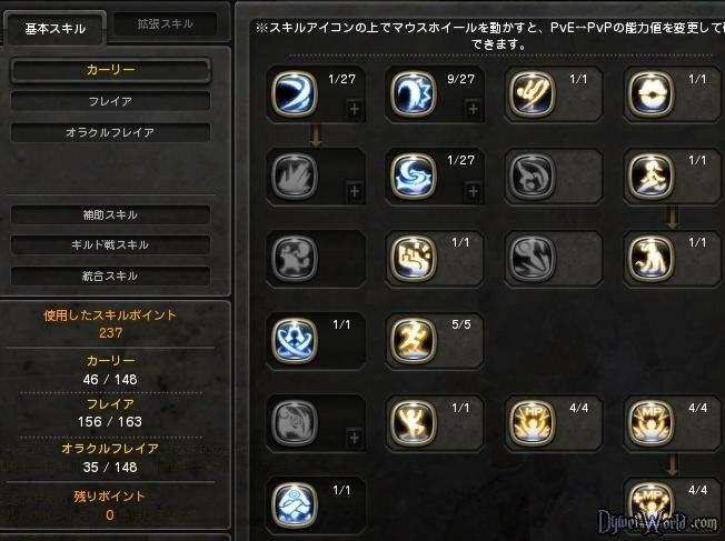 Oracle Elder Skill Build 1