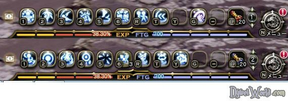 Dragon Nest Light Fury Guide Level 95 - Equipment and Skill